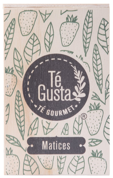 Matices Tea in wooden box 70g