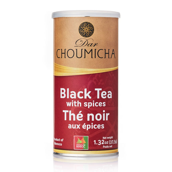 Black Tea with Spices