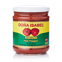 Rocoto Hot Pepper Paste
