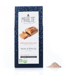 Organic Spiced Bread Mix