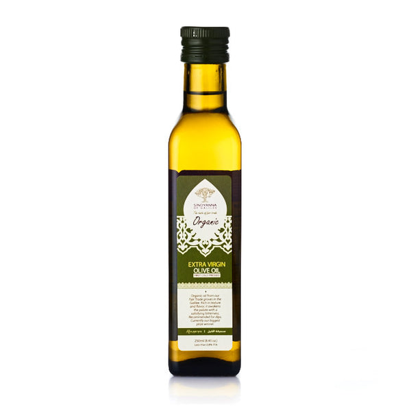 Organic Extra-Virigin Olive Oil 250mL