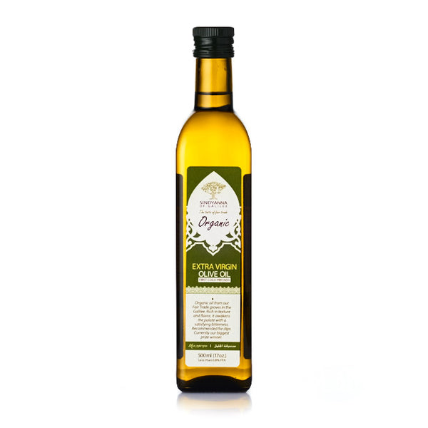 Extra-Virgin Olive Oil Organic 500mL