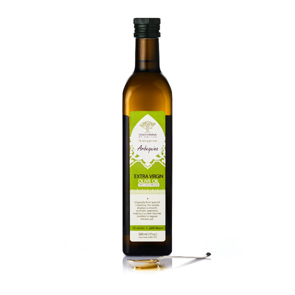 Arbequina Extra-Virgin Olive Oil