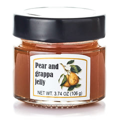 Pear and Grappa Jelly