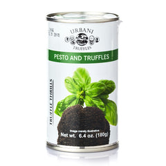 Pesto and Truffles Sauce