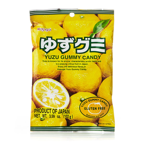 Yuzu Gummy Candies