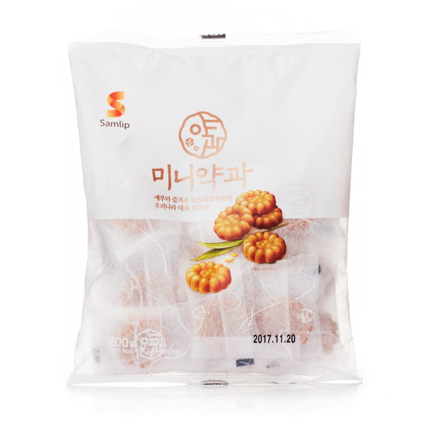 Yakgwa Honey Cookies