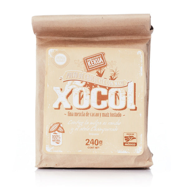 Cacao and Maize Powder