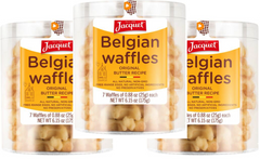 Petite Waffles (3 packs of 7)