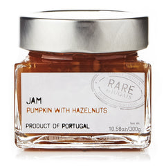 Pumpkin and Hazelnut Jam