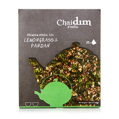Lemongrass Pandan Herbal Tea