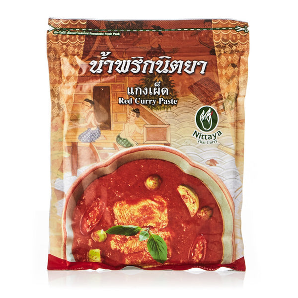 Red Curry Paste (Large)