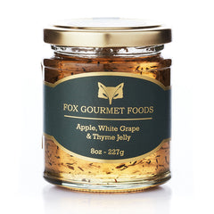 Apple, Grape & Thyme Jelly