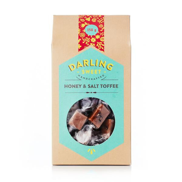 Honey & Salt Toffee (75g)