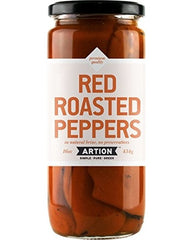 Red Roasted Peppers 450g