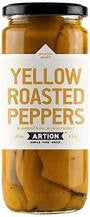 Yellow Roasted Peppers 450g