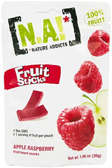 Apple Raspberry Fruit Stick