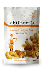 Honey & Peppercorn Mixed Nuts