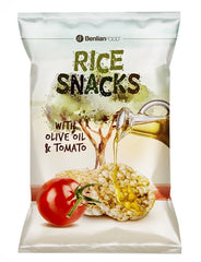 Rice Snack - Tomatoes & olive oil