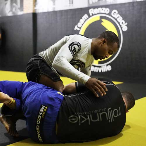 5 Reasons to Train Jiu Jitsu