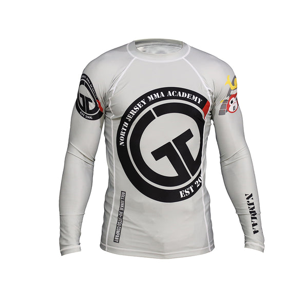 NJMMA Rash Guards