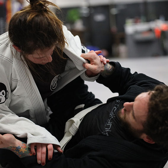 The Importance of BJJ Training Goals