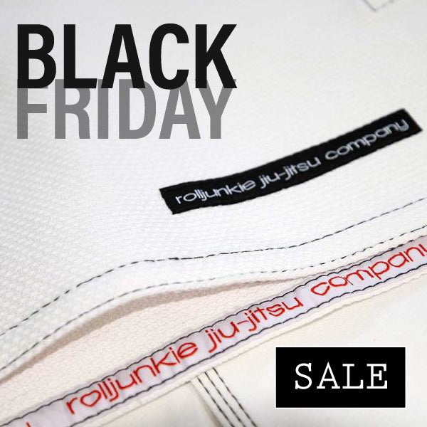 Black Friday 2019 - BJJ Gear