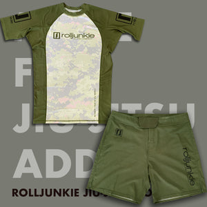 DUSTOFF BJJ NO GI SET
