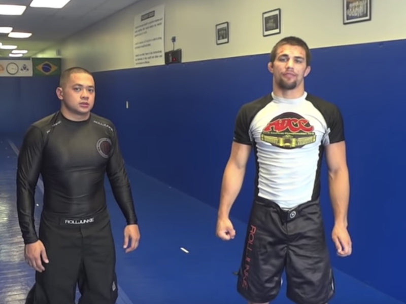Garry Tonon Instructional Video - Mount Escapes