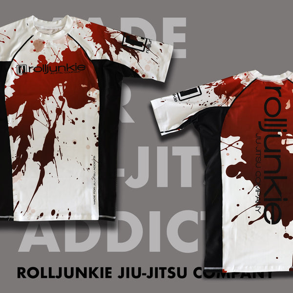 Psycho II BJJ Rash Guard