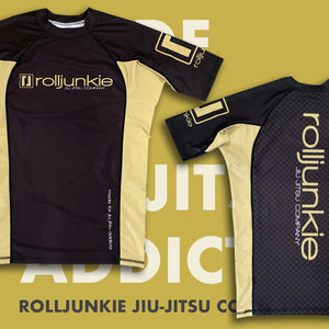 saint bjj rash guard