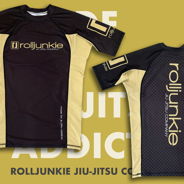 Saint BJJ Rash Guard Release