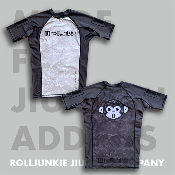 Storm BJJ Rash Guards