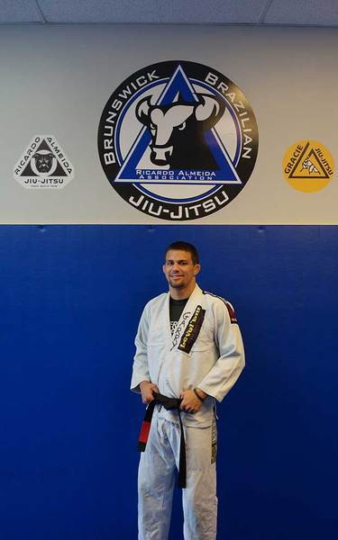 Garry Tonon Receives His Black Belt