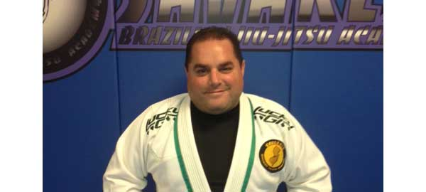 BJJ Black Belt Chris Savarese