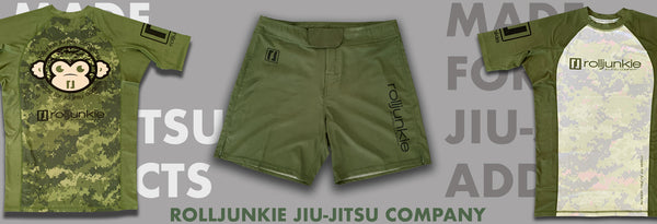dustoff no gi bjj gear
