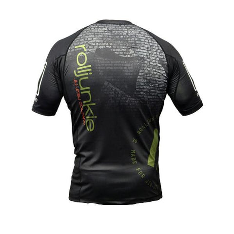 Battle BJJ Rash Guard