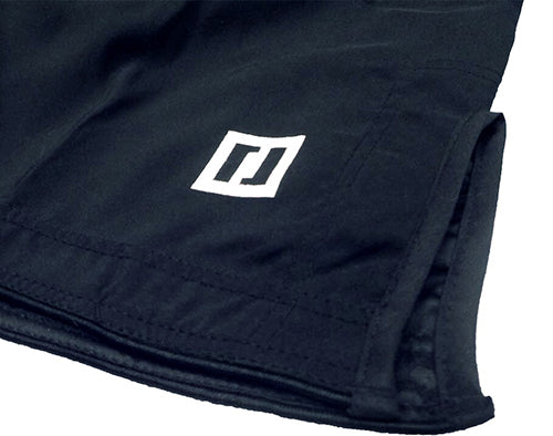 BJJ stealth black grappling shorts