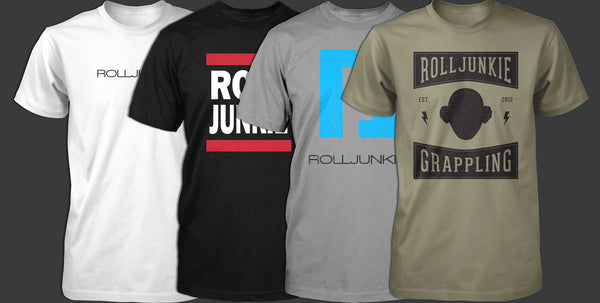 Jiu-Jitsu Shirts for Jiu-Jitsu Addicts