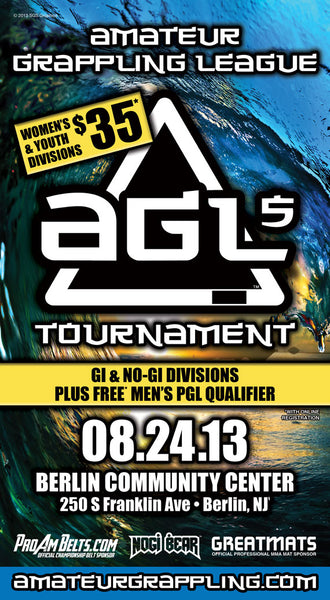 Amateur Grappling League 5
