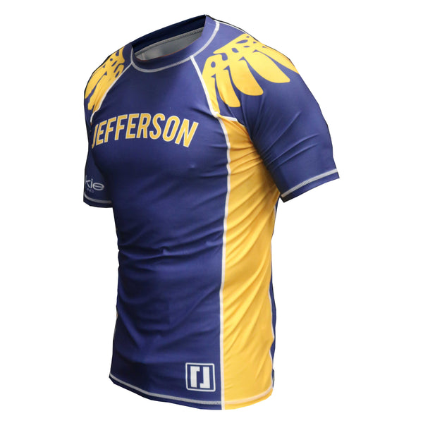 Jefferson Wrestling Rashguard