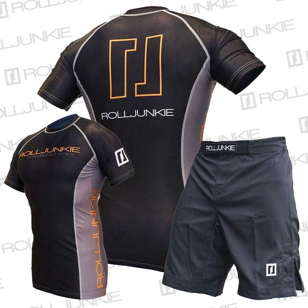 BJJ Short and Rash Guard