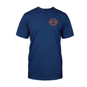 Monkey logo BJJ Shirt