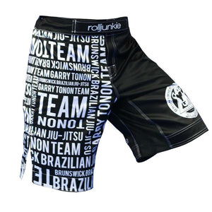 Kids Brunswick BJJ Garry Tonon Fight Shorts