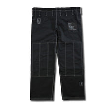 bjj black gi pants
