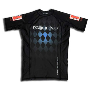wonderland bjj rash guard