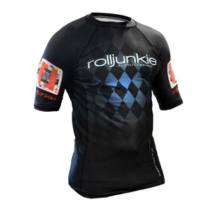 cheshire BJJ rash guard