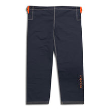 kids navy jiu jitsu pants