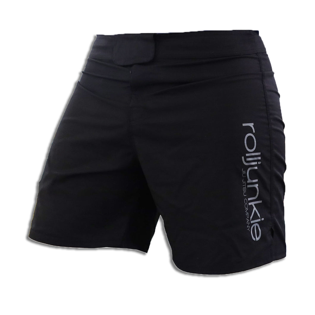slim fit bjj shorts