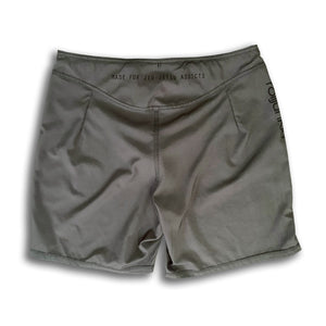 Haze BJJ Shorts Back